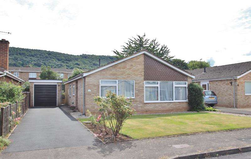2 Bedrooms Detached Bungalow for sale in Corinium Road, Ross-On-Wye