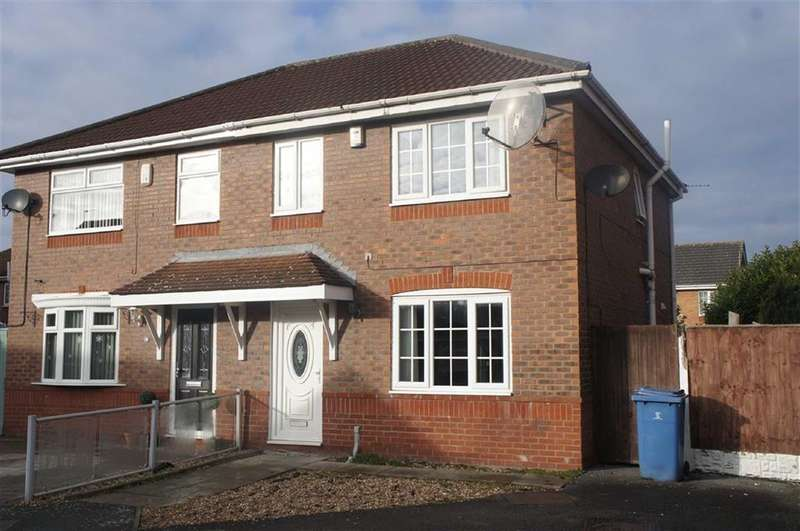 3 Bedrooms House for sale in Twigden Close, Aintree