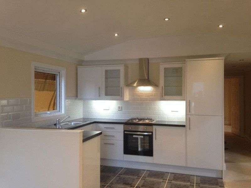 2 Bedrooms Bungalow for sale in Plot 2, Harpswell Hill Park, Hemswell, Gainsborough, Lincolnshire, DN21 5UT
