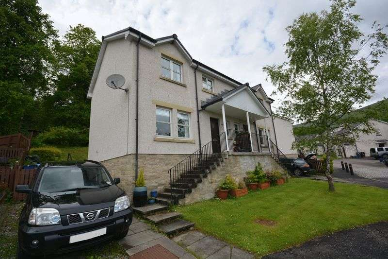 3 Bedrooms Semi Detached House for sale in Cameron Court, Lochearnhead