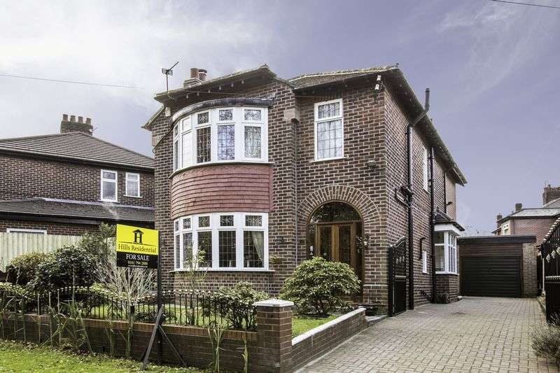 3 Bedrooms Detached House for sale in Torrington Road, Swinton