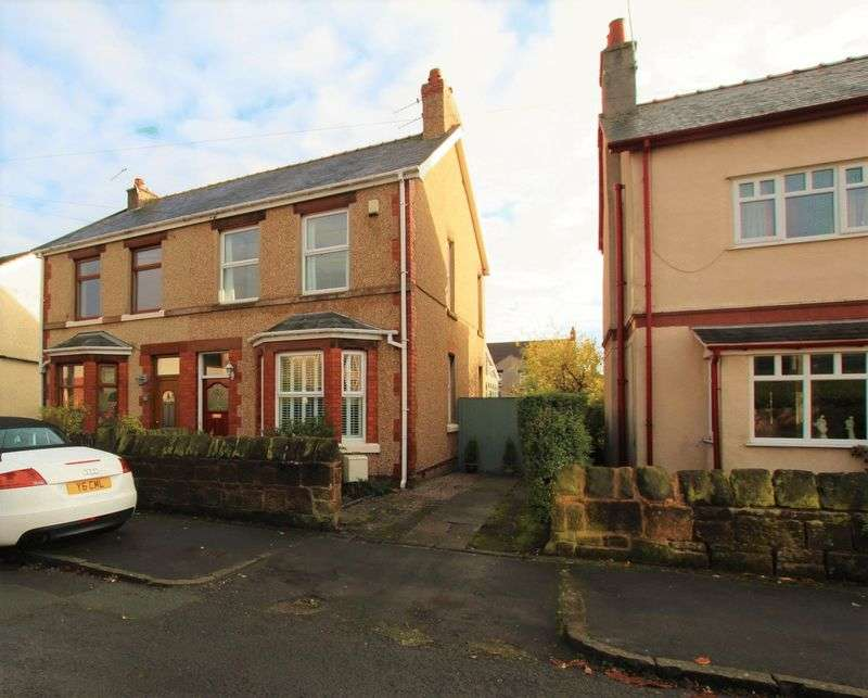 3 Bedrooms Semi Detached House for sale in Radnor Avenue, Heswall