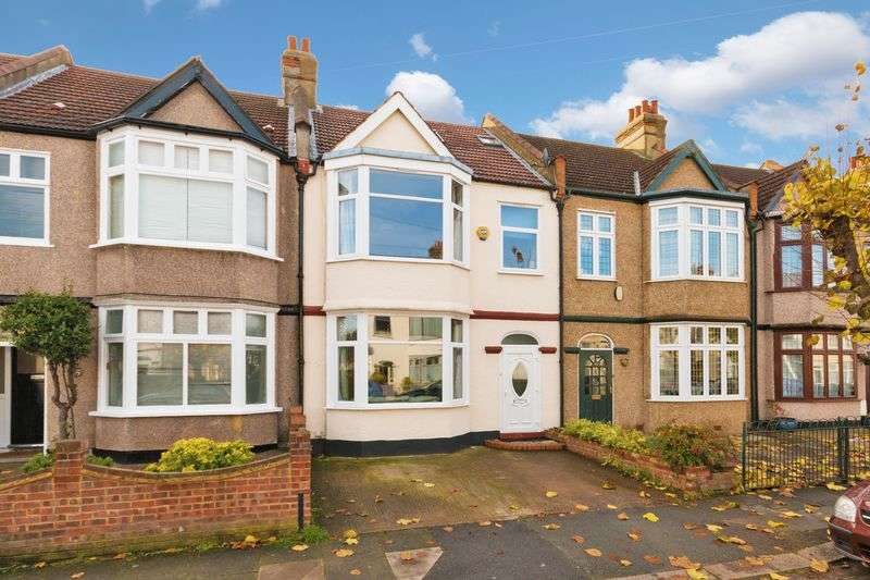 5 Bedrooms Terraced House for sale in Park Avenue, Mitcham