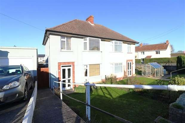 3 Bedrooms Semi Detached House for sale in Stonehill, Street
