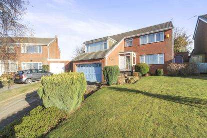 4 Bedrooms Detached House for sale in Eccleston Gardens, St. Helens, Merseyside, WA10