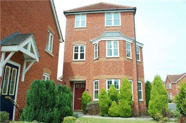 4 Bedrooms Town House for sale in Ashchurch, TEWKESBURY, Gloucestershire, GL20 8UH