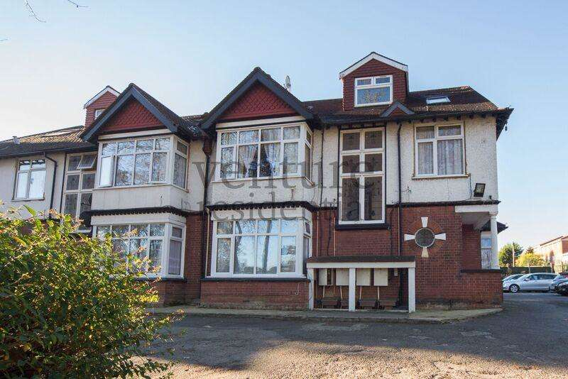 2 Bedrooms Flat for sale in New Bedford Road, Luton, Bedfordshire, LU3 1LF