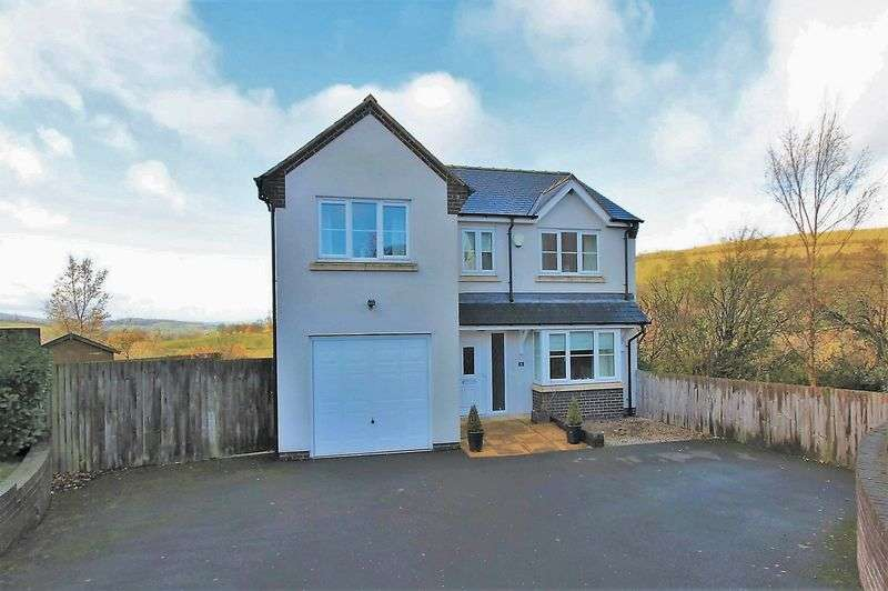 5 Bedrooms Detached House for sale in Llys Ial, Corwen
