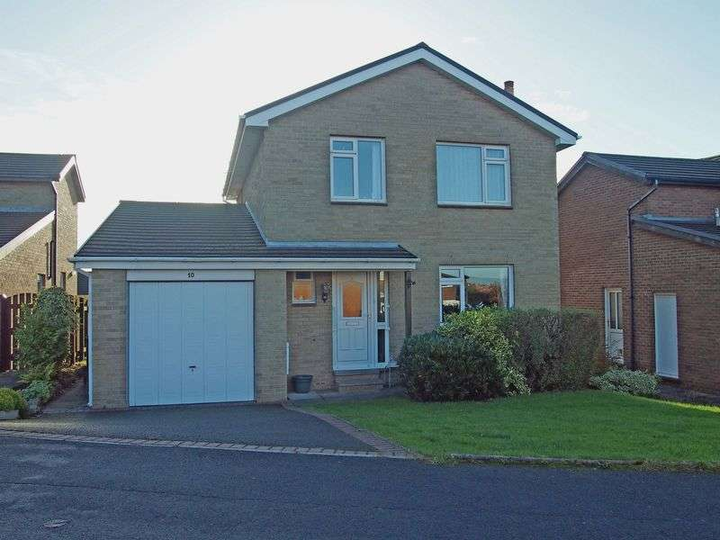 3 Bedrooms Detached House for sale in Buseph Drive, Morecambe
