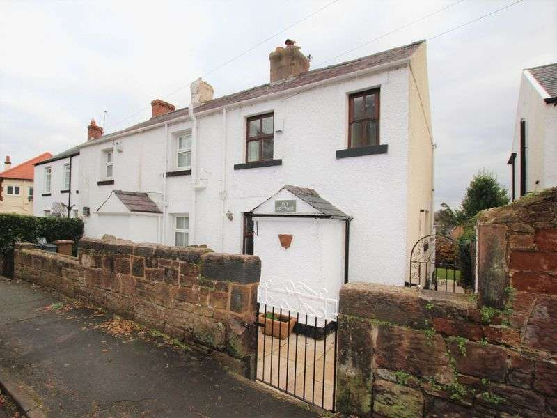 2 Bedrooms Semi Detached House for sale in Hillside Road, Heswall