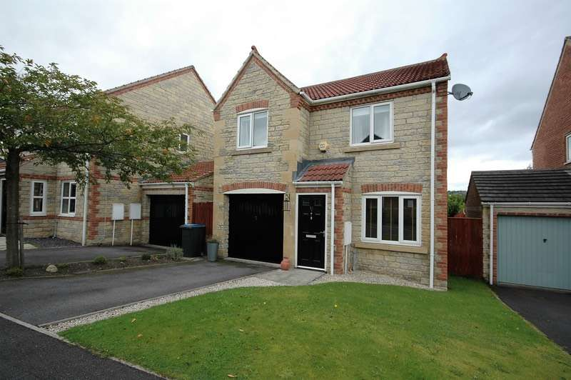 3 Bedrooms Detached House for sale in Oakwell Court, Hamsterley, Tyne and Wear, NE17