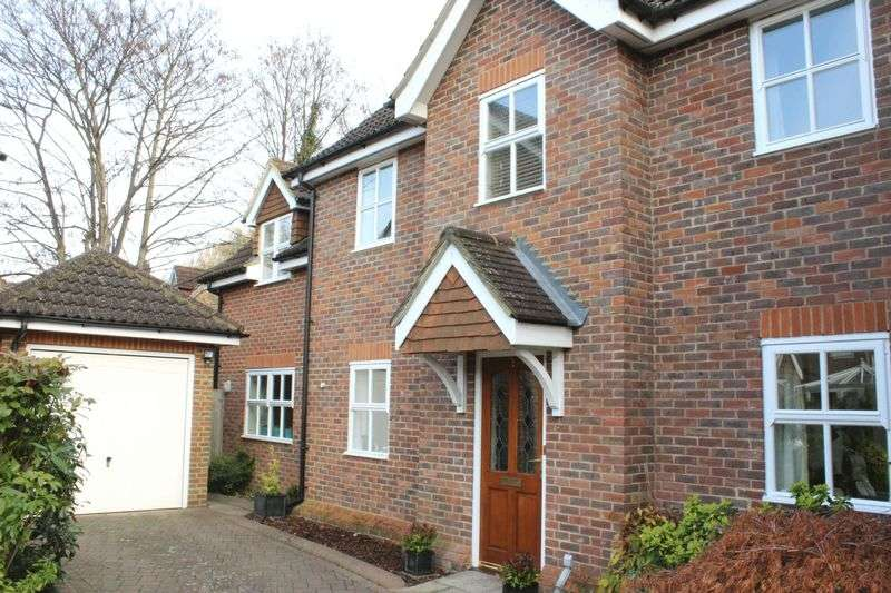 4 Bedrooms Semi Detached House for sale in 4 Bedroom Semi - Englefield Green