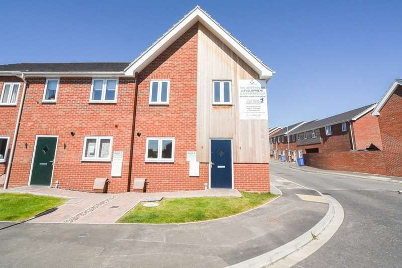 4 Bedrooms Semi Detached House for sale in Northolme View, Gainsborough, Lincolnshire, DN21