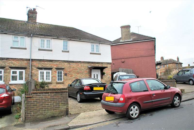 3 Bedrooms Semi Detached House for sale in DALE ROAD, ROCHESTER