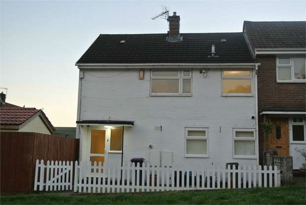 3 Bedrooms Semi Detached House for sale in Rhiw Melin, Upper Cwmbran, CWMBRAN