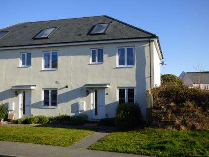 3 Bedrooms End Of Terrace House for sale in Trevenson Road, Newquay, Cornwall