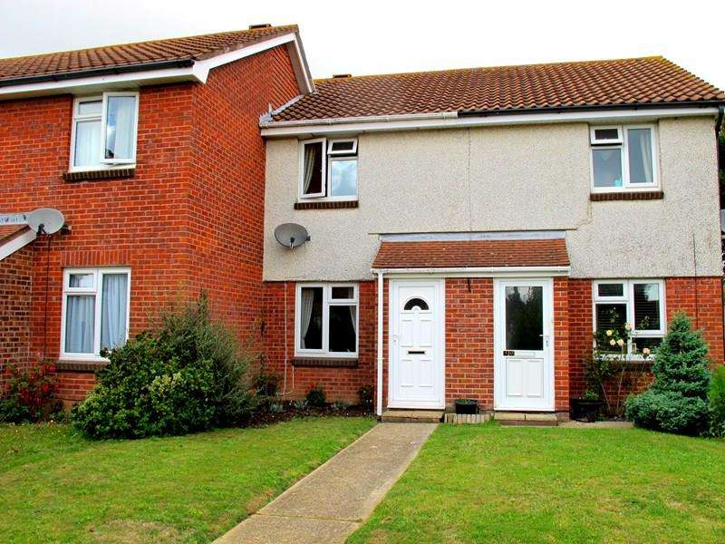 2 Bedrooms Terraced House for sale in Osprey Gardens, Lee-On-The-Solent