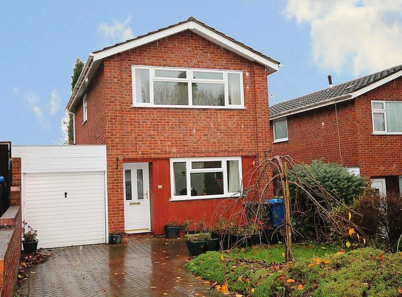 3 Bedrooms Detached House for sale in Quince, Amington, Tamworth, B77 4EU