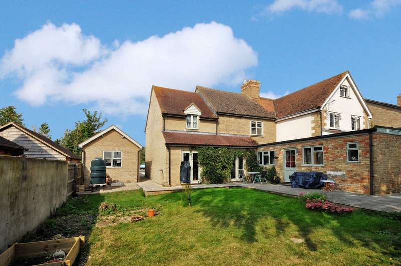 4 Bedrooms Semi Detached House for sale in College Cottages, Merton