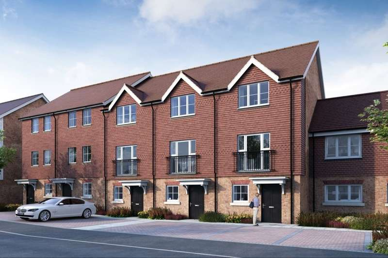 3 Bedrooms Property for sale in Rye Lane, Dunton Green, Sevenoaks, TN14