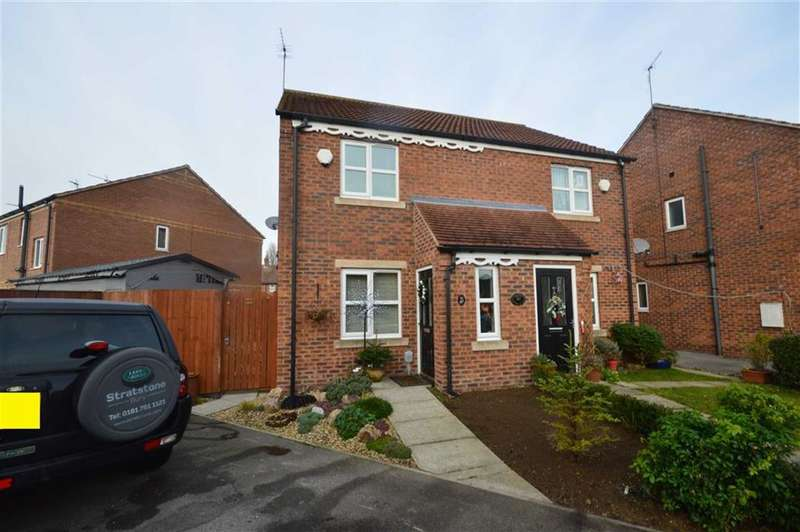 2 Bedrooms Property for sale in Hayton Grove, HULL, East Yorkshire