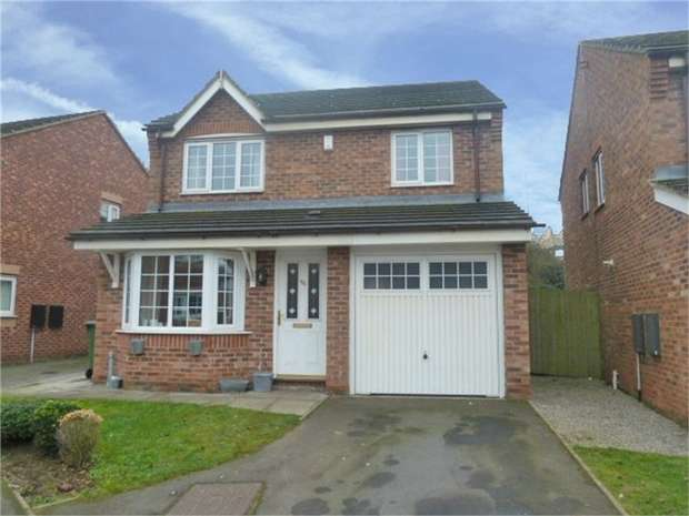 4 Bedrooms Detached House for sale in Old School Lane, Keadby, Scunthorpe, Lincolnshire