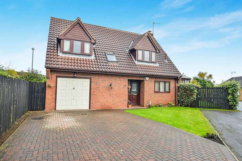 4 Bedrooms Detached House for sale in Birkdale Drive, Kirkby-In-Ashfield, Nottingham, NG17