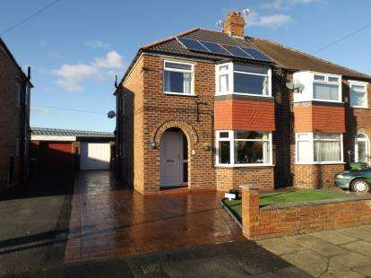 3 Bedrooms Semi Detached House for sale in Davies Avenue, Heald Green, Cheadle, Greater Manchester
