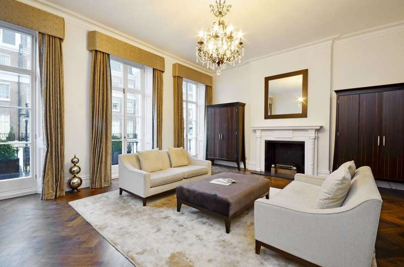 2 Bedrooms Flat for sale in Eaton Place, Belgravia, SW1X