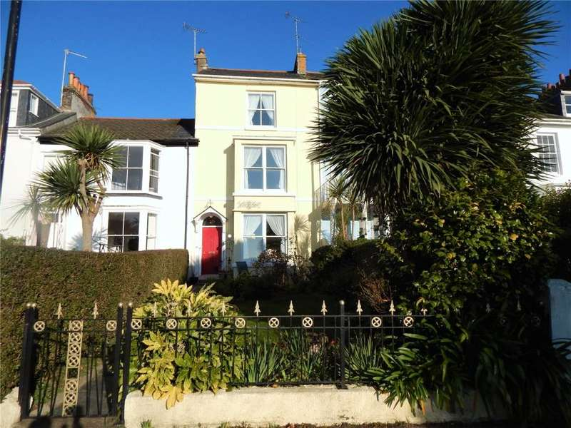 5 Bedrooms Terraced House for sale in Regent Terrace, Penzance, Cornwall