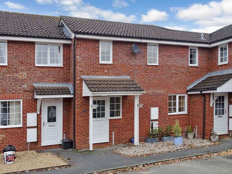 2 Bedrooms Terraced House for sale in Alder Way, Melksham