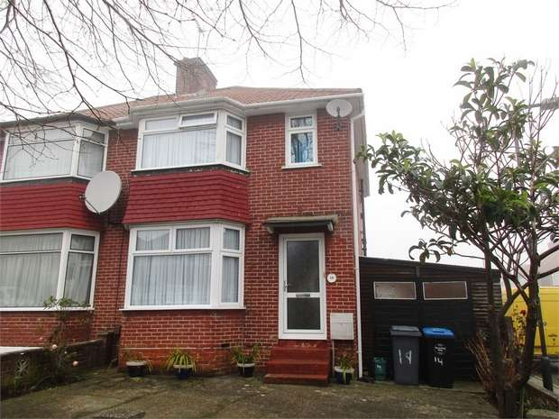 3 Bedrooms Semi Detached House for sale in Springfield Mount, LONDON