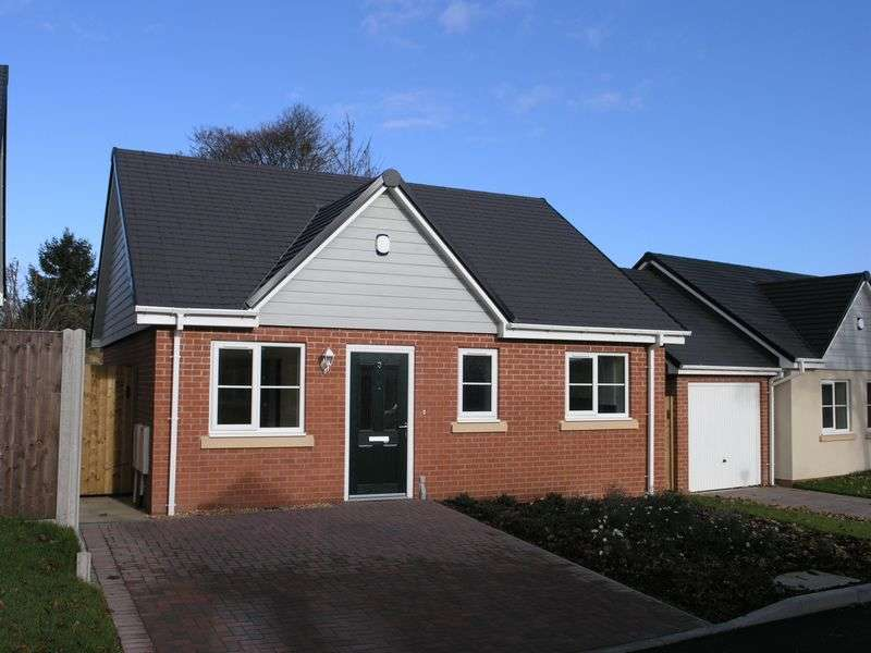 2 Bedrooms Detached Bungalow for sale in 3, Algar Grange, Dudley Road, Sedgley