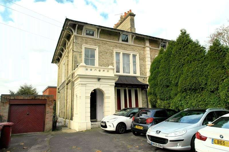 2 Bedrooms Flat for sale in 6 Kendrick Road, Reading