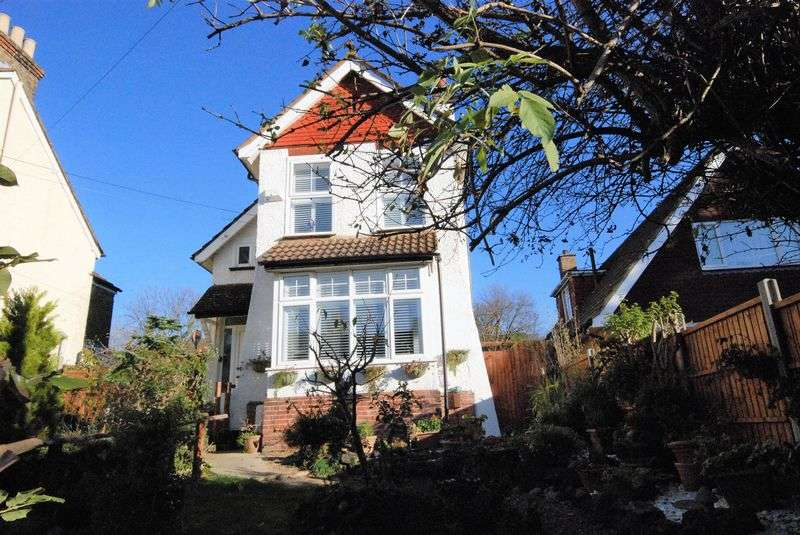 3 Bedrooms Detached House for sale in Kingsley Road, Orpington