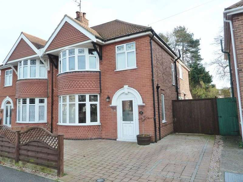 4 Bedrooms Semi Detached House for sale in Firbeck Avenue, Skegness