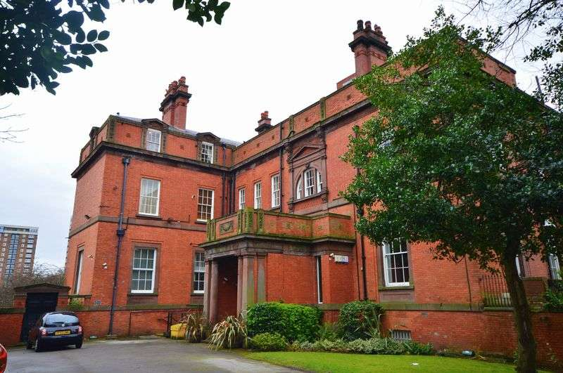 2 Bedrooms Flat for sale in Ullet Road, Aigburth