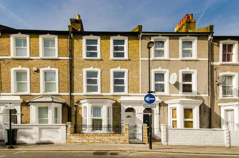 4 Bedrooms House for sale in Branksome Road, Brixton, SW2