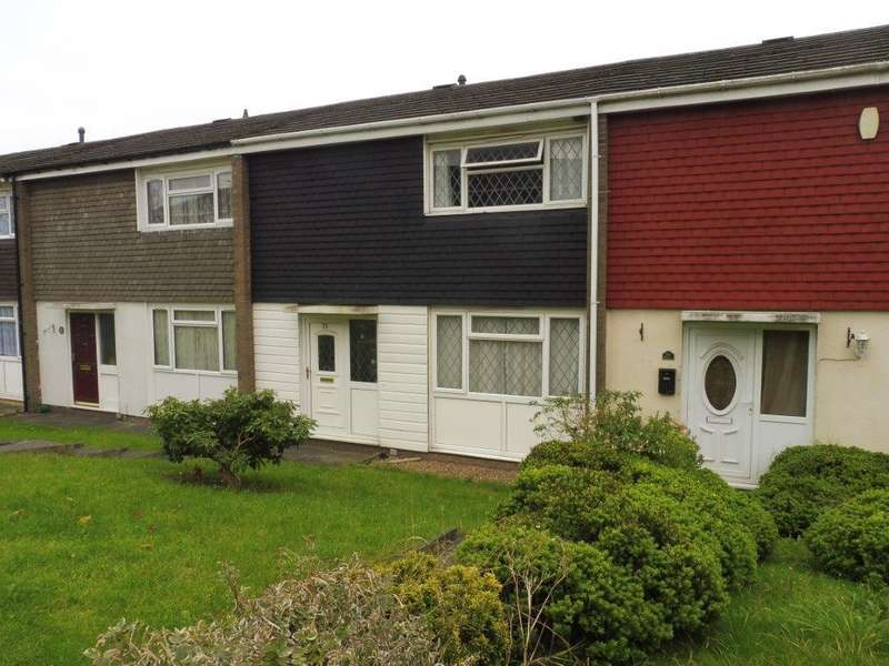 2 Bedrooms Terraced House for sale in Haden Walk, Rowley Regis, B65