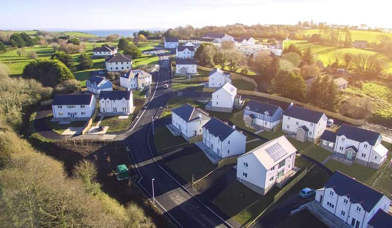 4 Bedrooms Detached House for sale in Lamphey (Plot 7), Green Meadows Park, Narberth Road, Tenby