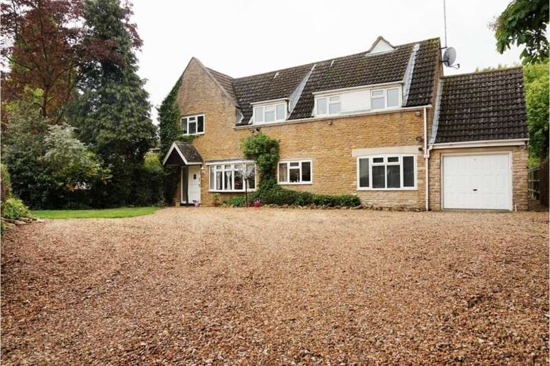 5 Bedrooms Detached House for sale in Debdale, Orton Waterville, Peterborough, PE2
