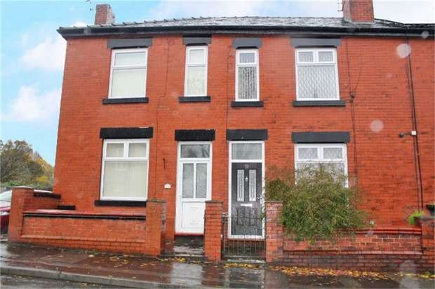 2 Bedrooms Terraced House for sale in Mill Lane, Hyde, Greater Manchester