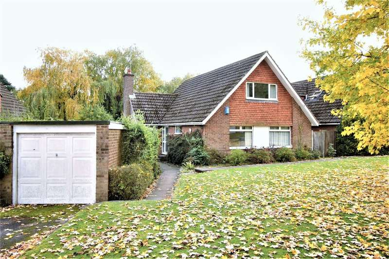 4 Bedrooms Detached House for sale in Boxmoor, Hemel Hempstead