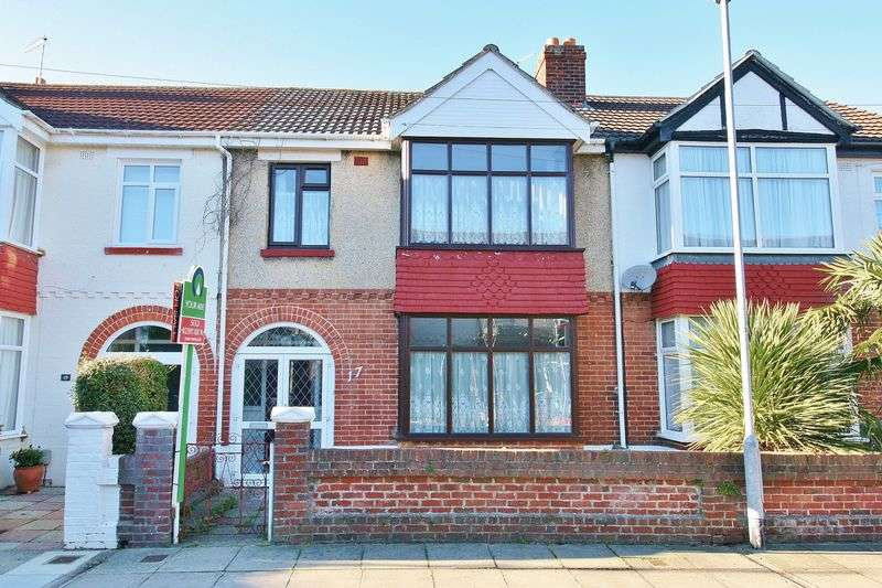 3 Bedrooms Terraced House for sale in Telford Road, Portsmouth