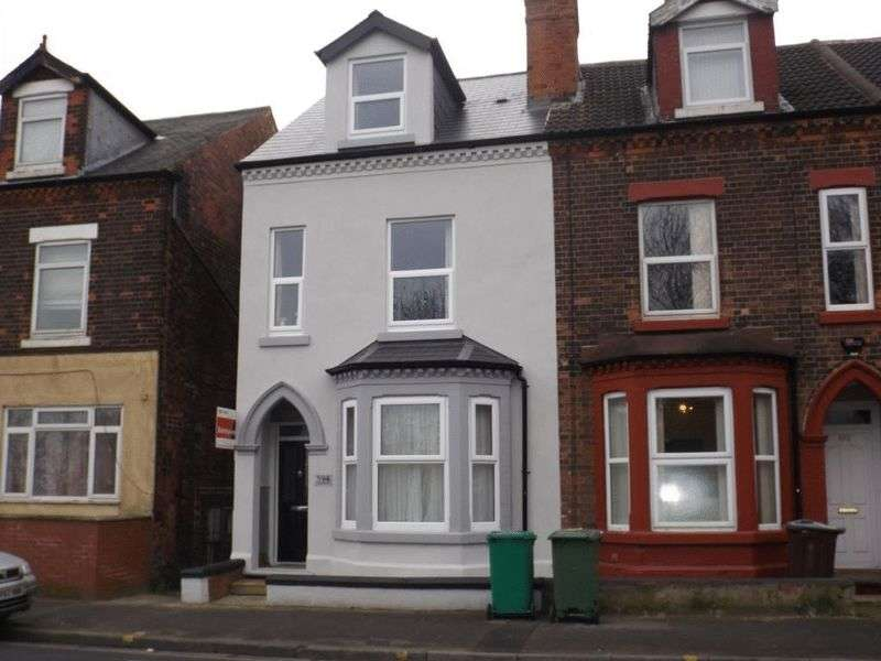 4 Bedrooms Semi Detached House for rent in Woodborough Road, Nottingham