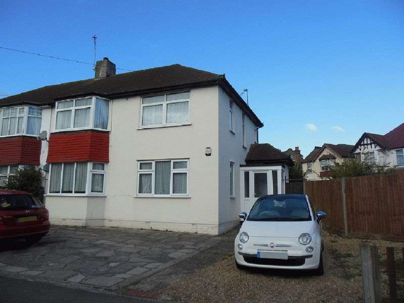 2 Bedrooms Flat for sale in Longlands Road, Sidcup