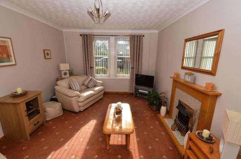 1 Bedroom Flat for sale in Manse Road, Kilsyth
