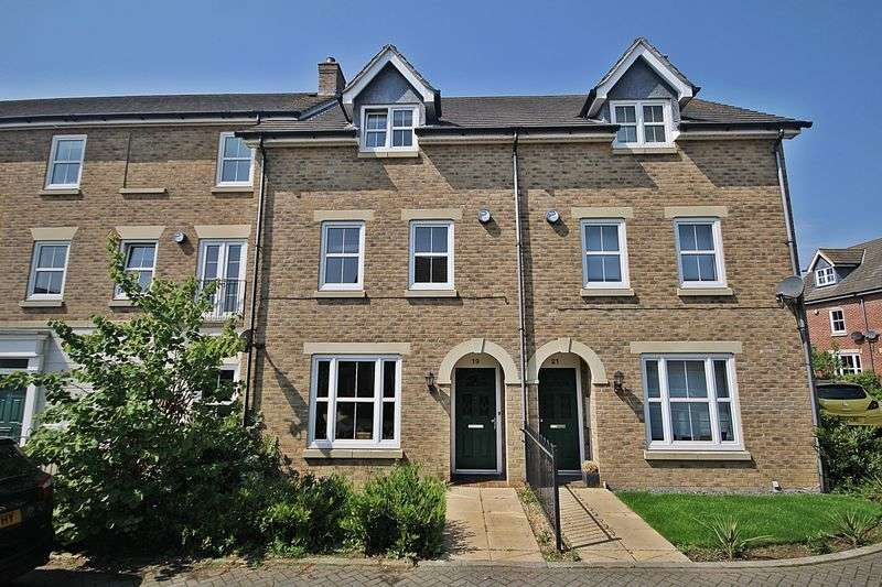 4 Bedrooms Terraced House for sale in Flitwick