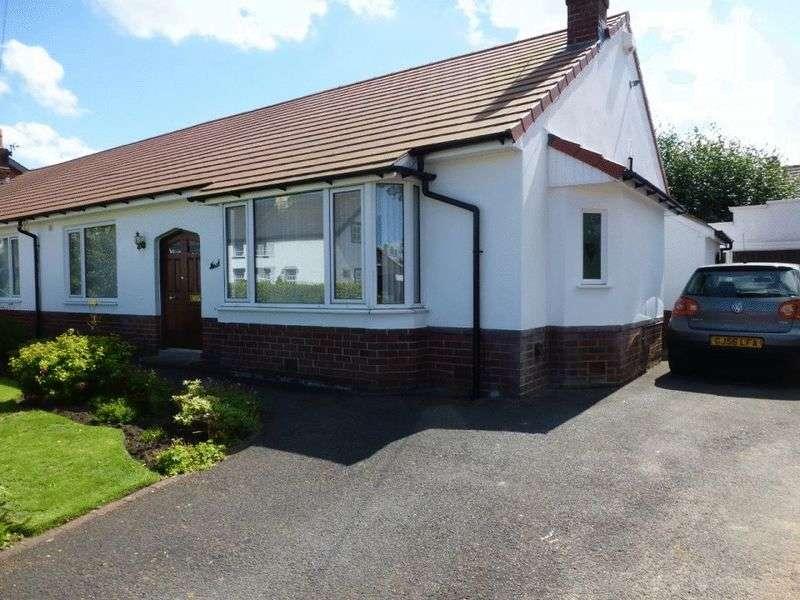 2 Bedrooms Semi Detached Bungalow for sale in Manor Lane, Penwortham PR1 0SY