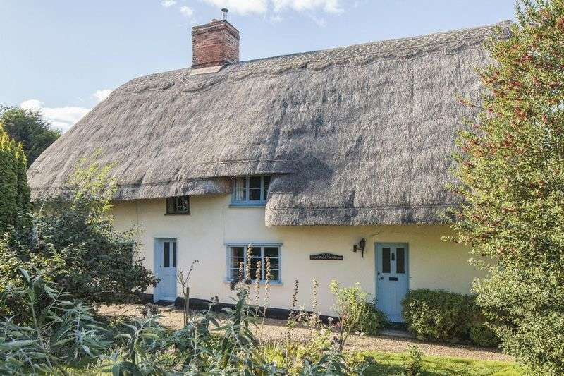 4 Bedrooms Detached House for sale in Wortham, Diss